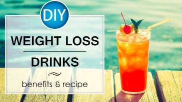 Weight loss drinks DIY