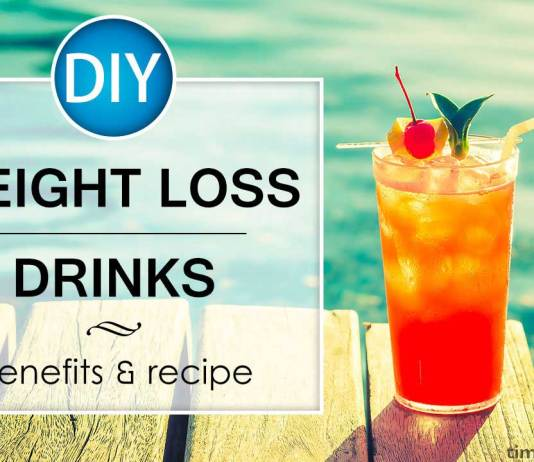 Weight loss drinks DIY