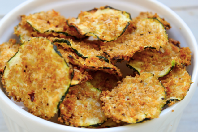 Oven baked zucchini chips recipes for weight-loss. food for fast weight loss. weight loss diet.