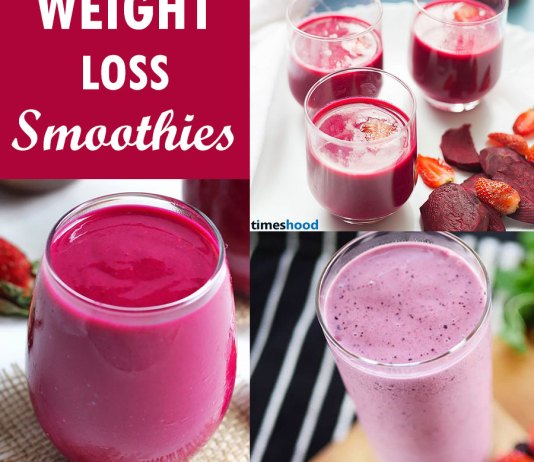 Try these powerful smoothies for weight loss. It helps to boost metabolism, give clear skin and make your body slim and sexy.