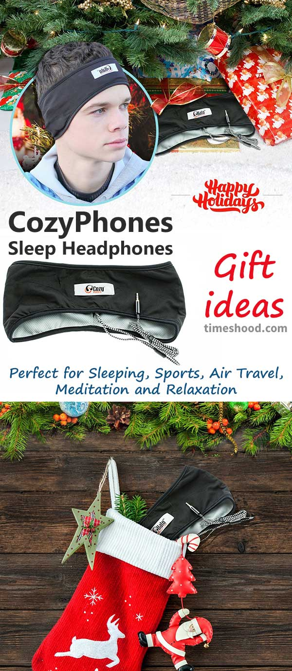 Cozy Sleep Headphones Gift Ideas. while sleeping, working out, gymming, running, yoga, meditation, relaxation. Christmas, Special day, thanksgiving gift ideas