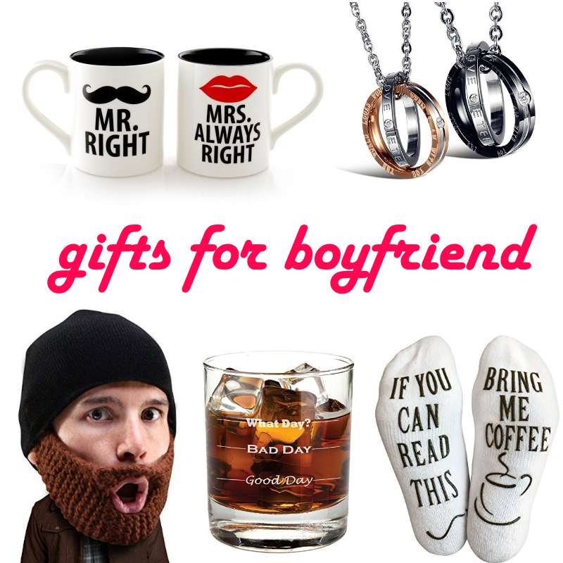 40 Best and Romantic Gift Ideas for Boyfriend - Timeshood