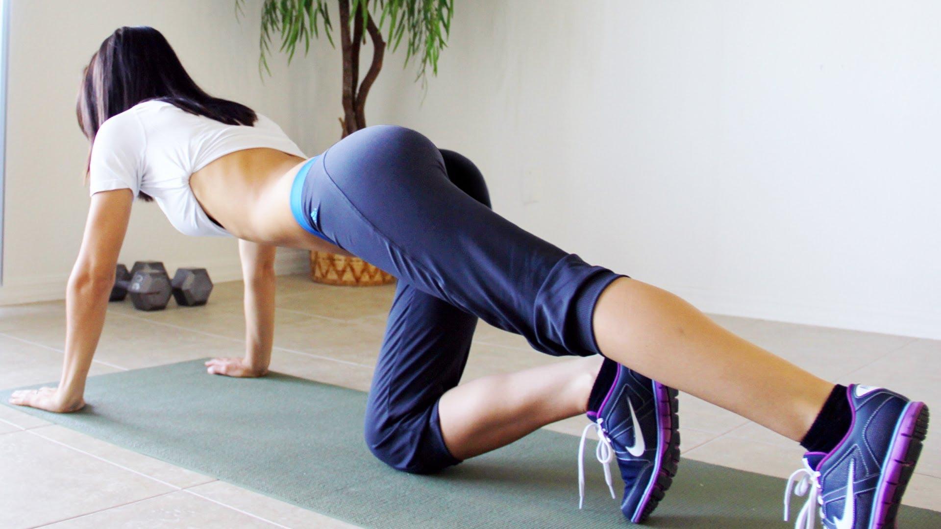 5-minute butt lift workout: get round & bigger butt fast - timeshood