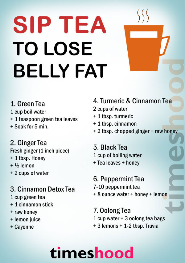 50 Lazy Ways to Lose 3 Inches of Belly Fat in 2 Weeks ...