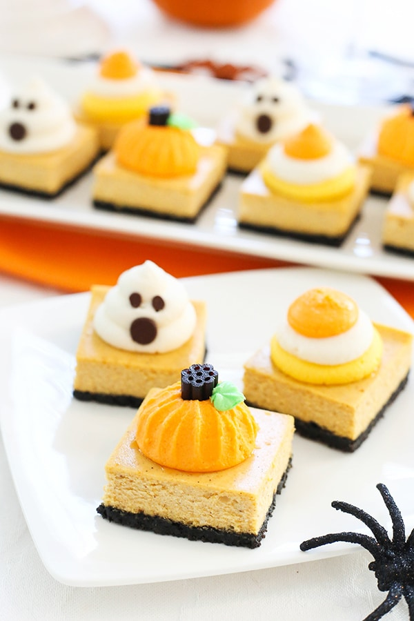 Cute and happy ghost pumpkin cheesecake cookies for kids. Best 22 delicious dessert ideas for Halloween party. Ghostly cookies ideas for Halloween 2018. Easy Halloween food ideas for adult's party. Halloween tricks and treats for kids. Halloween treats for school parties. Halloween party food ideas. Halloween dessert recipes for adults. Funny Halloween tricks and treats food ideas for kids. Halloween ghost foods ideas. Halloween spooky food and drinks ideas for adults. Halloween foods ideas for adults. Halloween party food ideas.