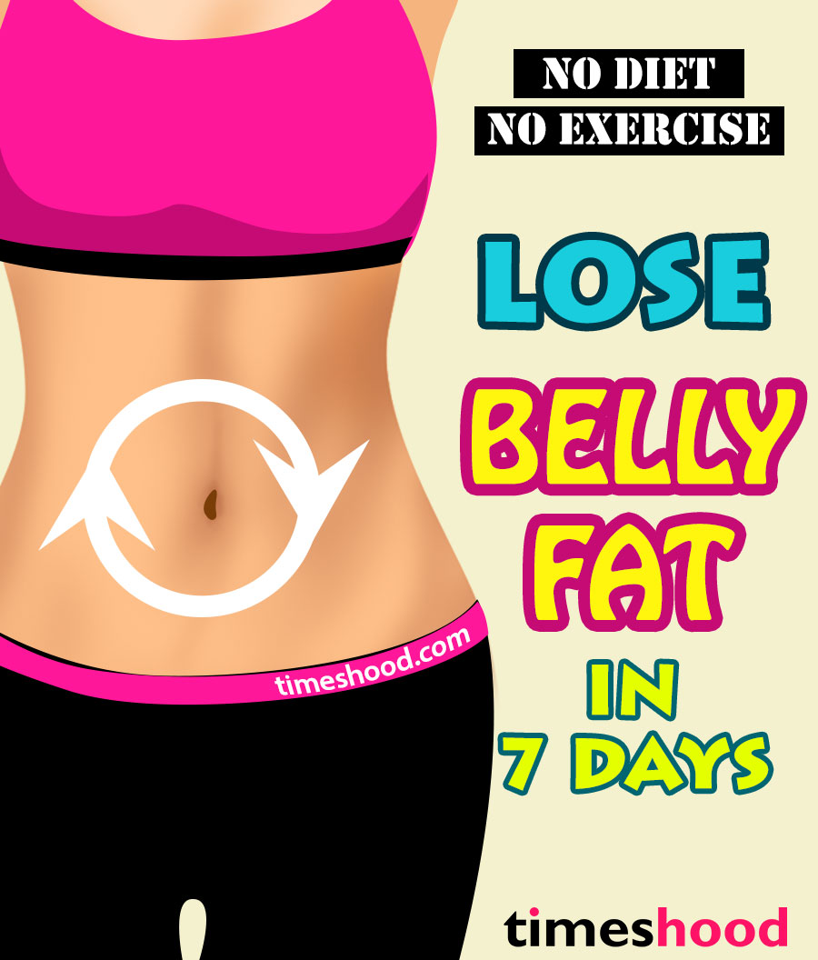 How To Lose Belly Fat Fast: 7 Tips For A Flat Stomach