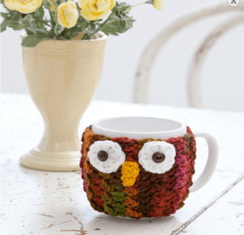 Wise owl cozy crochet pattern for beginners. Best crochet free design and ideas to start with. Easy crochet baby animals ideas.