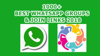 Photo of 1000+ Best Whatsapp Groups & Join Links 2020