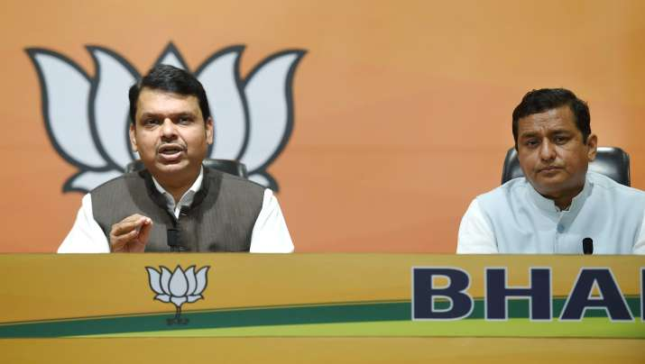 Sachin Waze 'small seafood' in a big conspiracy: Fadnavis'