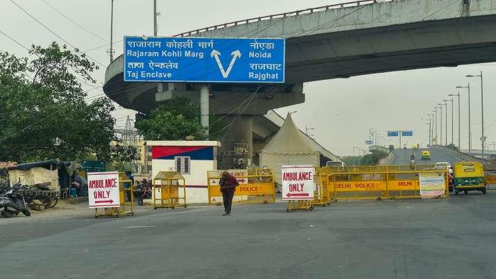 Delhi lockdown extended by per week.