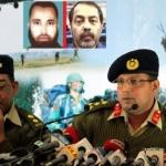 Bangladesh Army in Press Meet