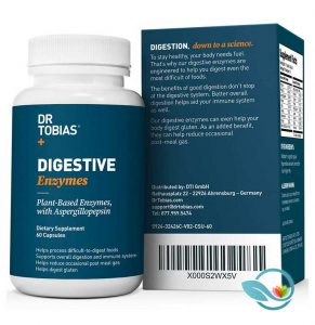 Dr. Tobias Digestive Enzymes