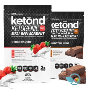 ketond ketogenic meal replacement