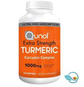 Qunol Extra Strength Turmeric Curcumin Complex