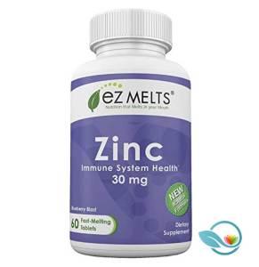 EZ Melts Zinc