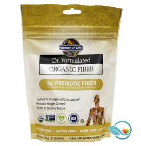 Garden of Life Dr. Formulated Organic Fiber Prebiotic