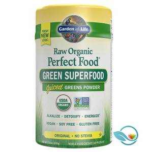 Garden of Life Raw Organic Perfect Food Green Superfood