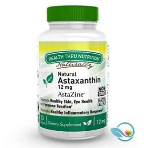 Health Thru Nutrition Natural Astaxanthin