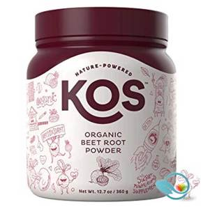 KOS Organic Beet Root Powder