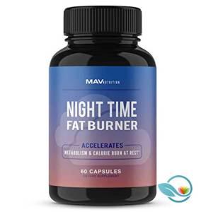 MAV Nutrition Night Time Fat Burner