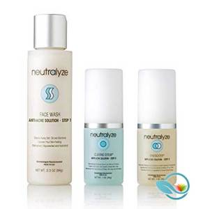 Neutralyze Moderate to Severe Acne Treatment Kit