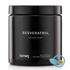 Toniiq Resveratrol for Anti-Aging
