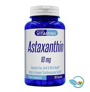 We Like Vitamins Astaxanthin