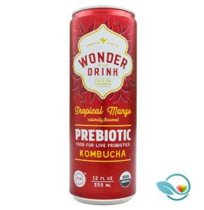Wonder Drink Kombucha
