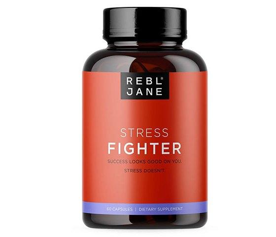 Rebl Jane Stress Fighter