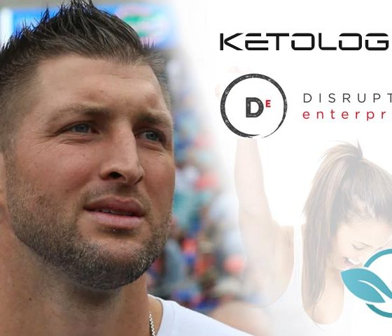 #GoKetoWithTebow Encourages Keto Diet with Tim Tebow and KetoLogic