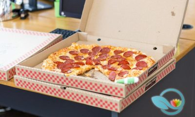 Loughborough University Research: Walking Off Calories from Pizza Takes Hours