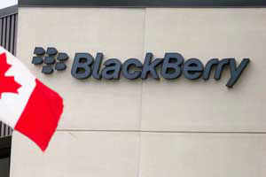 BlackBerry cuts jobs in US: WSJ