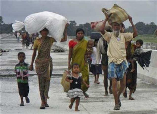 Bangladesh refugees