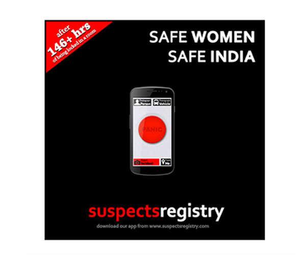 Suspects Registry — For Women
