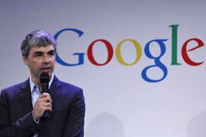 Larry Page on Sundar Pichai