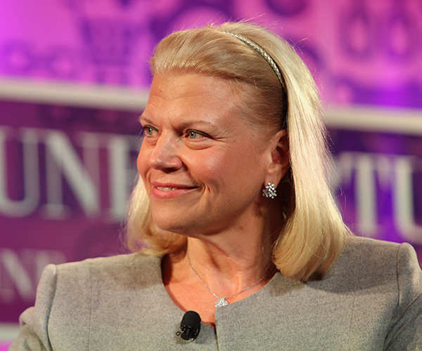 Rometty, chairman, CEO of IBM