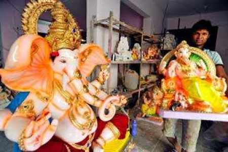 Maharashtra all set to welcome Lord Ganesha once again    News     Maharashtra is all set to welcome Lord Ganesha once again  This time for  the Maghi Ganpati festival  While the Ganesh Chaturthi that is celebrated  usually