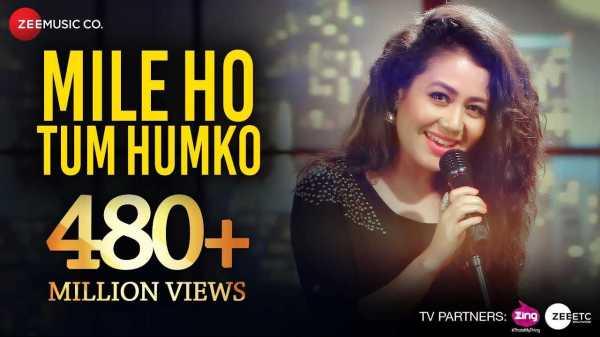 Hindi Song Mile Ho Tum (Reprise Verson) Sung By Neha ...