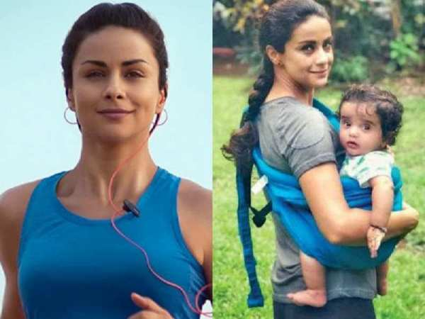 Gul Panag reveals that she has a six month old son and how ...