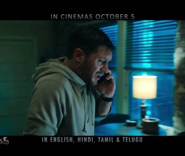 Venom Movie Clip Telugu