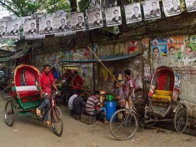 India keeping close eye on Bangladesh polls
