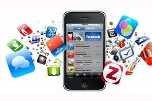 Fewer apps