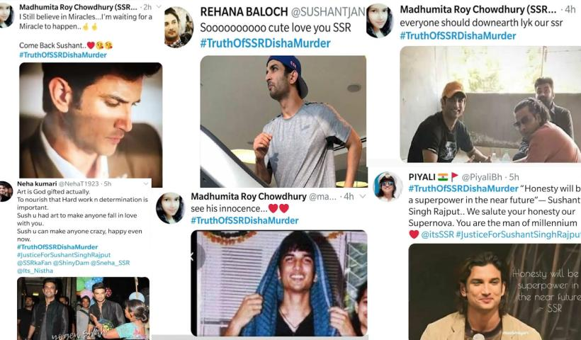 #TruthOfSSRDishaMurder trends on Twitter as Sushant Singh Rajput's fans demand answers from CBI | Hindi Movie News – Bollywood – Times of India