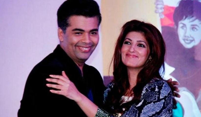 When Twinkle Khanna revealed Karan Johar was in love with her! | Hindi Movie News – Bollywood – Times of India