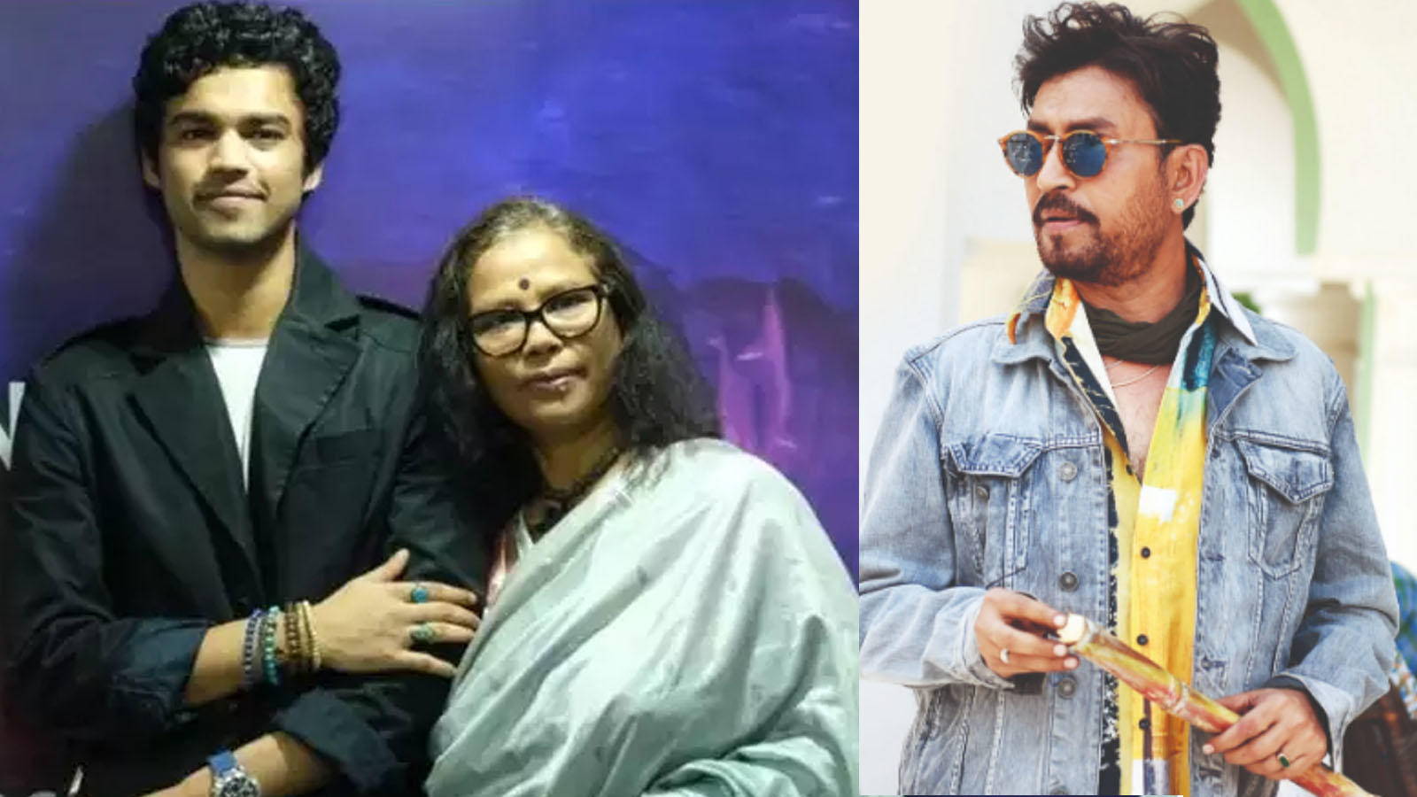 Late Irrfan Khan's wife Sutapa Sikdar is a proud mom as she dedicates a heartfelt note to Babil Khan, writes, 'Let's celebrate sons too' | Hindi Movie News – Bollywood – Times of India
