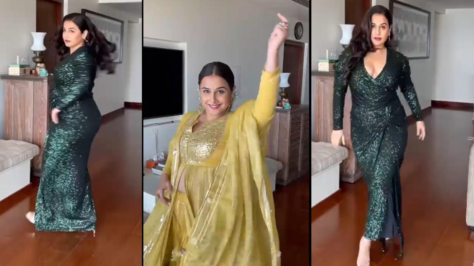Vidya Balan hits back at trolls who called her out for wearing only Indian clothes, posts a savage video | Hindi Movie News – Bollywood – Times of India