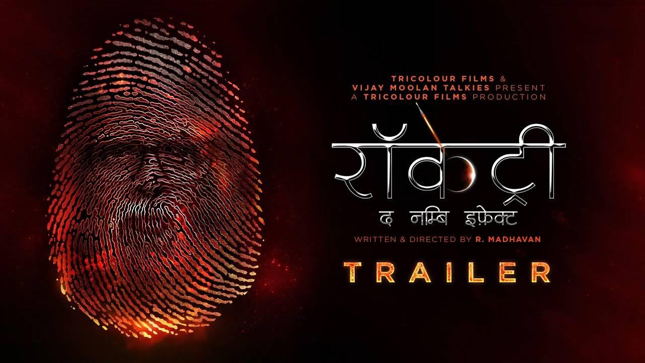 Rocketry: The Nambi Effect – Official Trailer (Hindi)   Hindi Movie News – Bollywood – Times of India