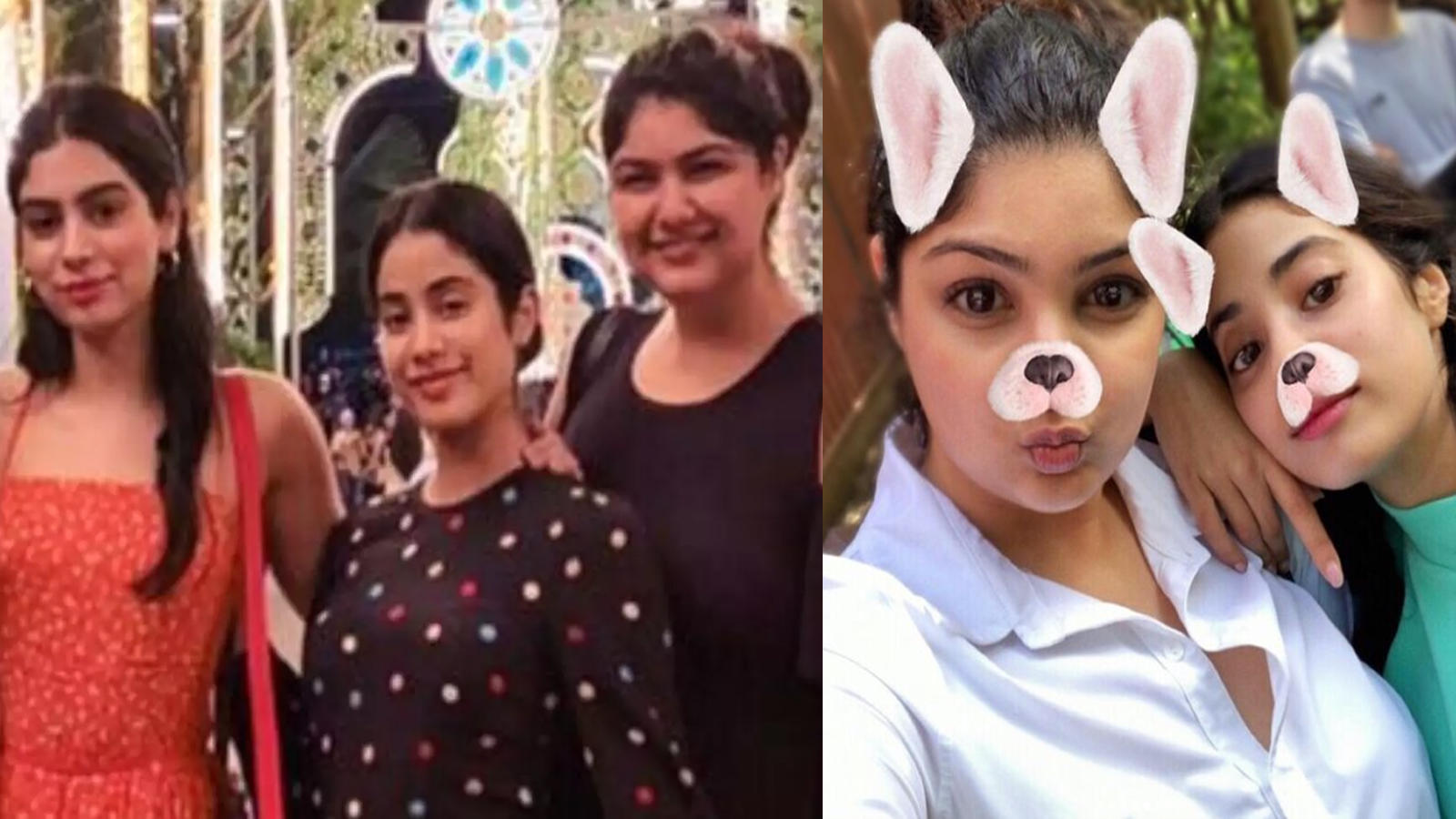 Anshula Kapoor joins sisters Janhvi Kapoor and Khushi Kapoor in New York to spend some fun time | Hindi Movie News – Bollywood – Times of India