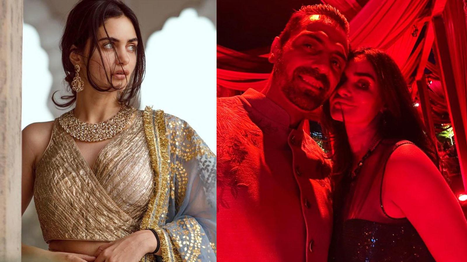 Arjun Rampal's girlfriend Gabriella Demetriades turns a year older, actor calls her 'beautiful soul'   Hindi Movie News – Bollywood – Times of India