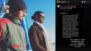 Irrfan Khan's son Babil is 'confused and hurt' as he opens up why he no longer shares memories of his father on Instagram |  Hindi Film News – Bollywood